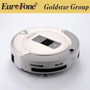 Support Wet and Dry Robot Vacuum Cleaner Automatic Recharge pictures & photos