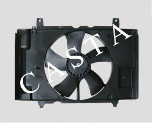 Auto Radiator Fan Cover For Nissan Tida pictures & photos