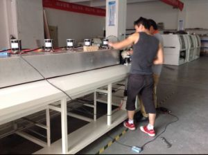 Lead Free 10 Zones Reflow Oven for SMT Soldering (F10) pictures & photos
