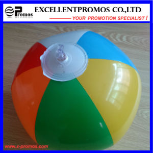 Promotion Logo Customized PVC Inflatable Beach Ball (EP-B7099) pictures & photos