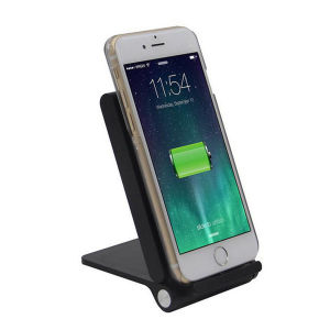 3 Coils Qi Wireless Charging Dock for Samsung Galaxy pictures & photos