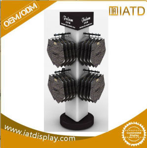 Chinese Supplier Wire Metal Ceramic Tile Display Stand pictures & photos