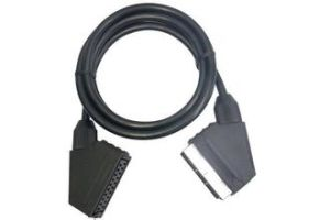 Factory Direct Male to Male Scart Cable with Best Quality pictures & photos