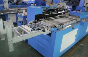 Single Color Screen Printing Machine for Cotton Tapes pictures & photos