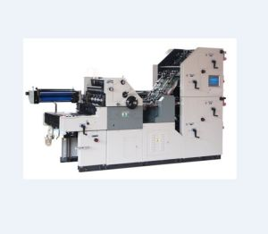 Single Color Bill Printing, Numbering, Perforating and Collating in One Pass Machine (HS56ANP-4PY) pictures & photos