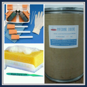 Pvpi Pvp Iodine Powder with Price pictures & photos