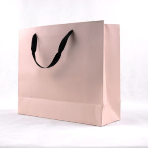 China High End Art Paper Shopping Tote Gift Bag - China Paper Bag ...