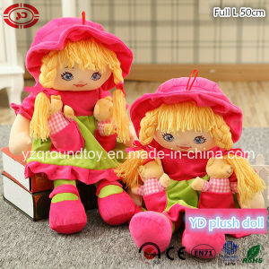 Plush Stuffed Soft Girl Dreaming Gift Fancy Cute Doll pictures & photos