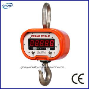 Electronic Crane Scale Hanging Scale Ocs-C 5t pictures & photos