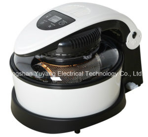 Multi-Functional Halogen Oven, Oil Free and Smokeless Halogen Oven