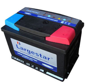 Mf DIN75 Largestar Lead Acid Battery pictures & photos