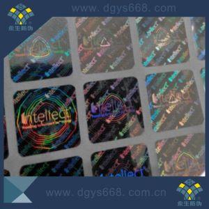 Honeycomb Tamper Evident Laser Sticker pictures & photos