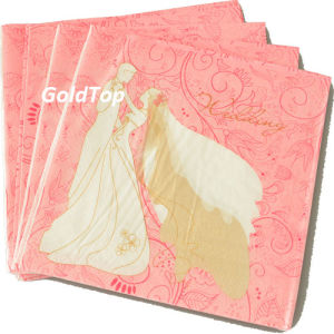 2 Ply Paper Napkins Supplies pictures & photos