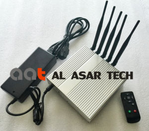 5CH Powerfull IR Remote Control Mobile Signal Jammer pictures & photos