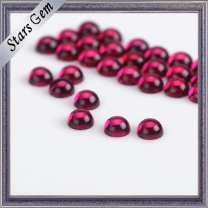 Various Color Synthetic Corundum Round Cabochon Shape pictures & photos