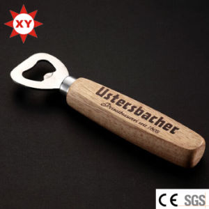 Made in China Stainless Steel with Wood Opener pictures & photos