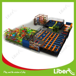Best Trampolines Big Trampolines for Sale Rectangular Trampolines pictures & photos