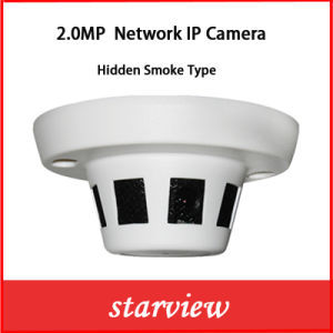 1080P HD Hidden Smoke Type Network Security CCTV IP Camera (SVN-C1200) pictures & photos