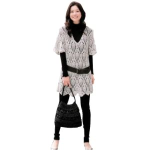 Hand Crochet Women Dress pictures & photos