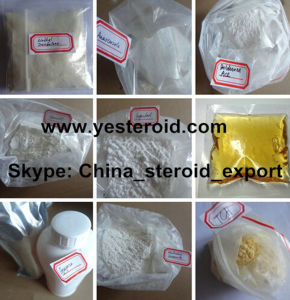 Top Purity Muscle Gain Bulking Cycle Testosterone Cypionate Steroids 58-20-8 pictures & photos