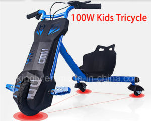 Hot Selling Mini Buggy Drift Trike Kids Electric Bike pictures & photos