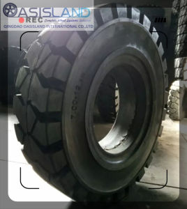 10.00-20 Solid Tyre for Industrial pictures & photos