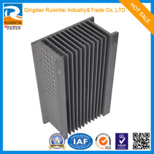 High Quality Stainless Steel Extrusion Heat Sink pictures & photos
