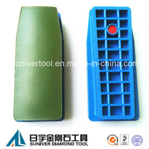 Fickert Diamond Grinding Brick for Granite Polishing pictures & photos