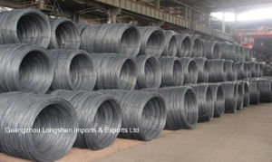 Q195 Hot Rolled Steel Wire Rod/ Wire Rod