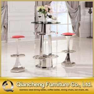 Stainless Steel Frame Bar Stool Bar Furniture Bar Chair pictures & photos
