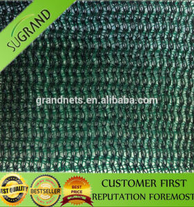 Friendly New HDPE Striped Shade Net From China pictures & photos