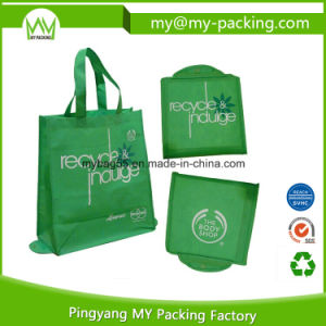 Printed PP Non Woven Foldable Shopping Promotional Bag pictures & photos