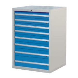 Westco Tool Cabinet with Drawers (Drawer Cabinet, Workshop Cabinet, TL-1200-8)
