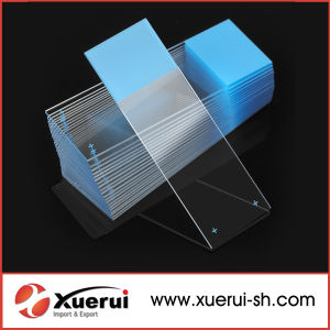 Disposable Glass Microscope Slide for Laboratory pictures & photos