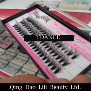 Lilibeauty Costom Individual Korean False Lash Eyelash Extensions with Packaging Box pictures & photos