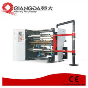 Fhqr Model High Speed Slitting & Rewinding Machine for Plastic Films pictures & photos