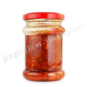 Best Selling Glass Jar for Jam, Honey Sauces pictures & photos
