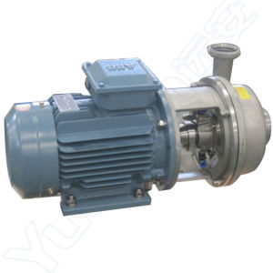 Sanitary Stainless Steel Centrifugal Pump (YKH) pictures & photos