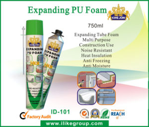 Large Expansion Capacity PU Foam pictures & photos