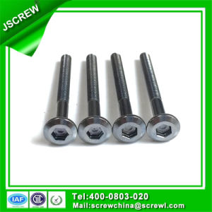 Carbon Steel Nickel Plated Furniture Screws Wholesale pictures & photos