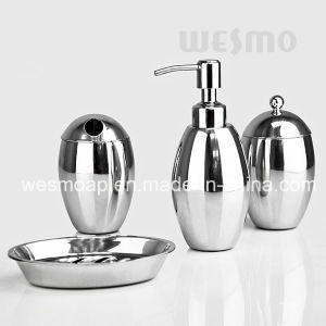 Olive Shape Stainless Steel Bath Accessory (WBS0812A) pictures & photos