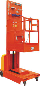 Full Electric Self-Propelled Aerial Order Picker Full Automatic (AL3-3.5) pictures & photos