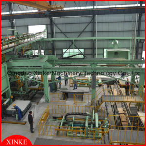 Vacuum Sand Molding Machine for Foundry Industry pictures & photos