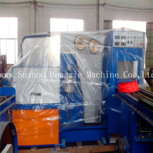 Hxe-14dt Copper Wire Drawing Machine with Annealer pictures & photos