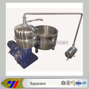 Disc Bowl 3-Phase Centrifugal Milk Cream Separator pictures & photos