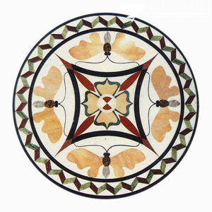 Natural Marble/Granite Waterjet Medallion for Hotel Hall pictures & photos