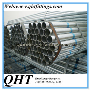 Seamless Alloy Hot Dipped Galvanized Steel Pipe for Construction pictures & photos