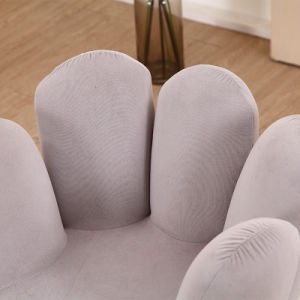 Finger Shape One Person Sofa for Kid pictures & photos