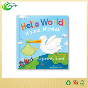 Customized Colorful Professional Children Glossy Cardboard Book Printing (CKT-BK-002) pictures & photos
