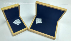 Solid Wood Jewelry Set Box pictures & photos